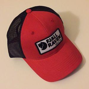 NWOT Fjallraven Hat